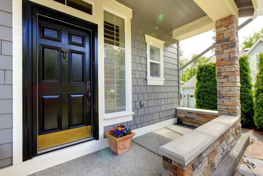 What Are The Steps To Painting A Front Door Matt The Painter