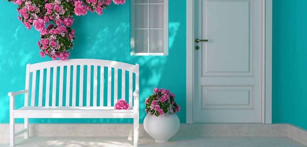 Exterior Door for Painting