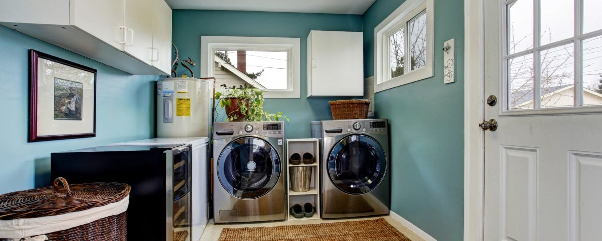 Colors for Your Laundry Room