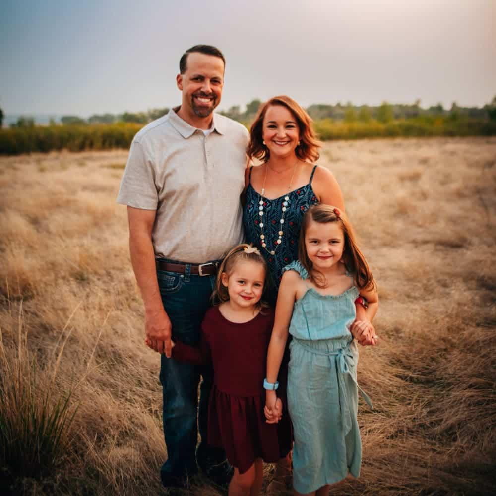 Matt Family Photo