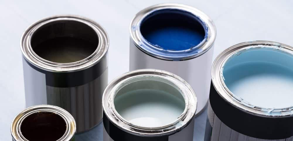 Ideas for Leftover Paint
