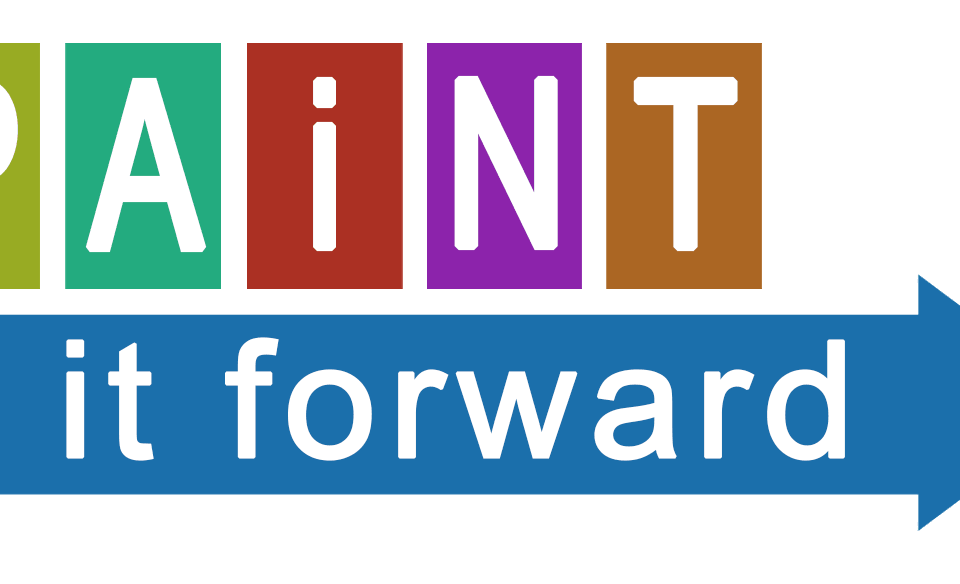 Paint it Forward logo