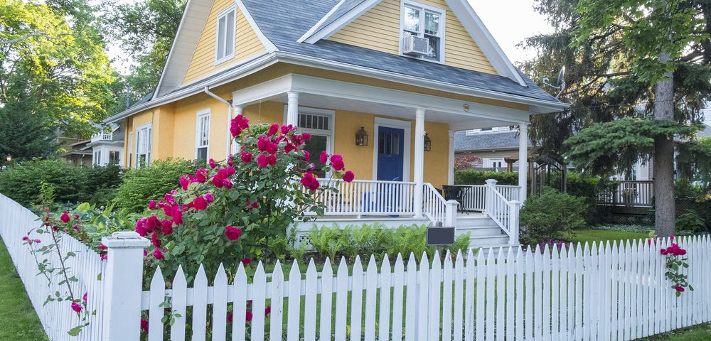 Prepare Your Home Exterior for Painting