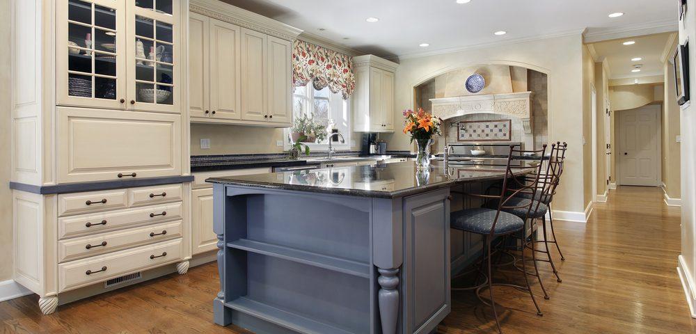 Paint Your Kitchen Island