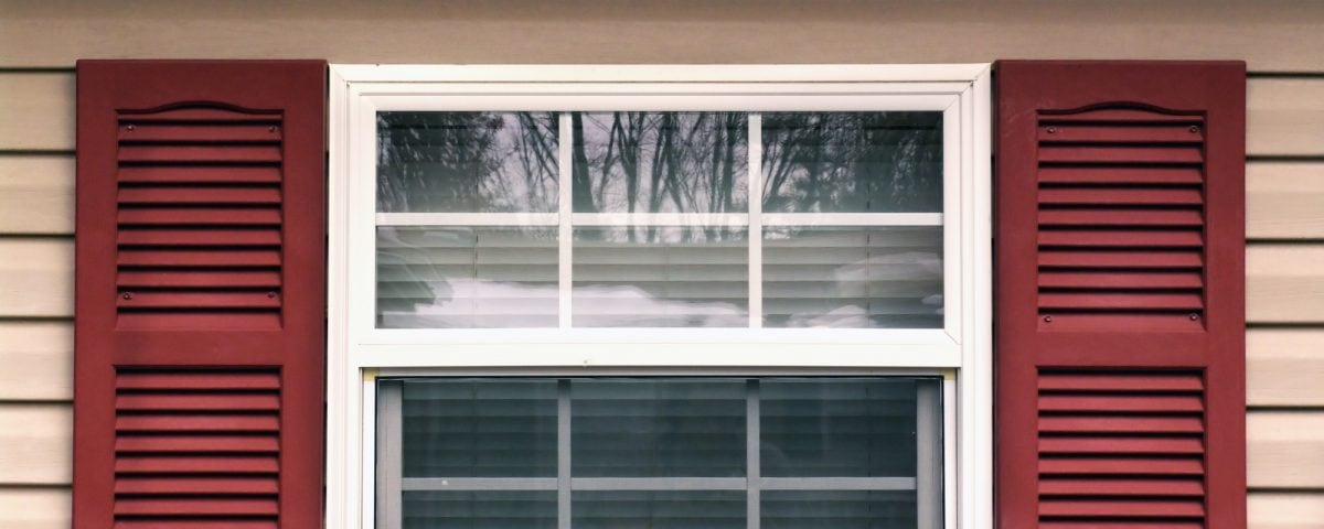 painting shutters